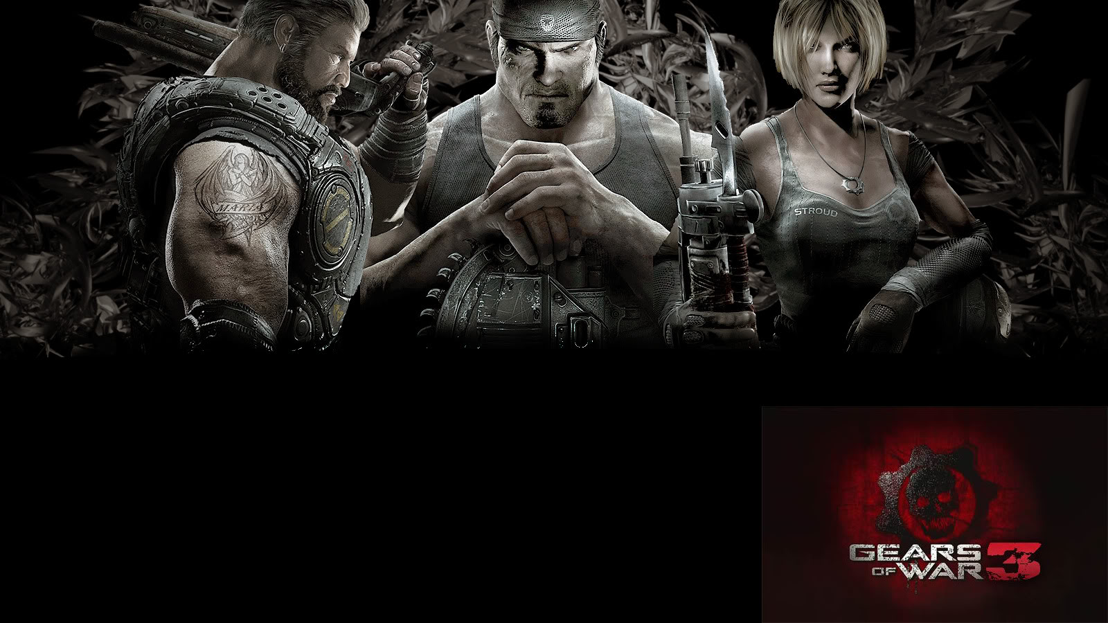 Gears of war 3 wallpapers free download - gears of war 3 xbox game wallpapers