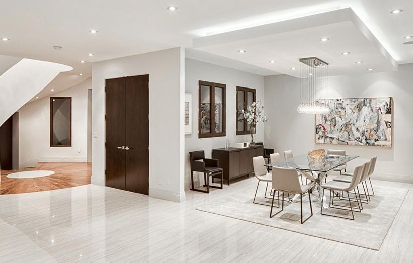 World of architecture modern interior white elegance of for Modern white interior