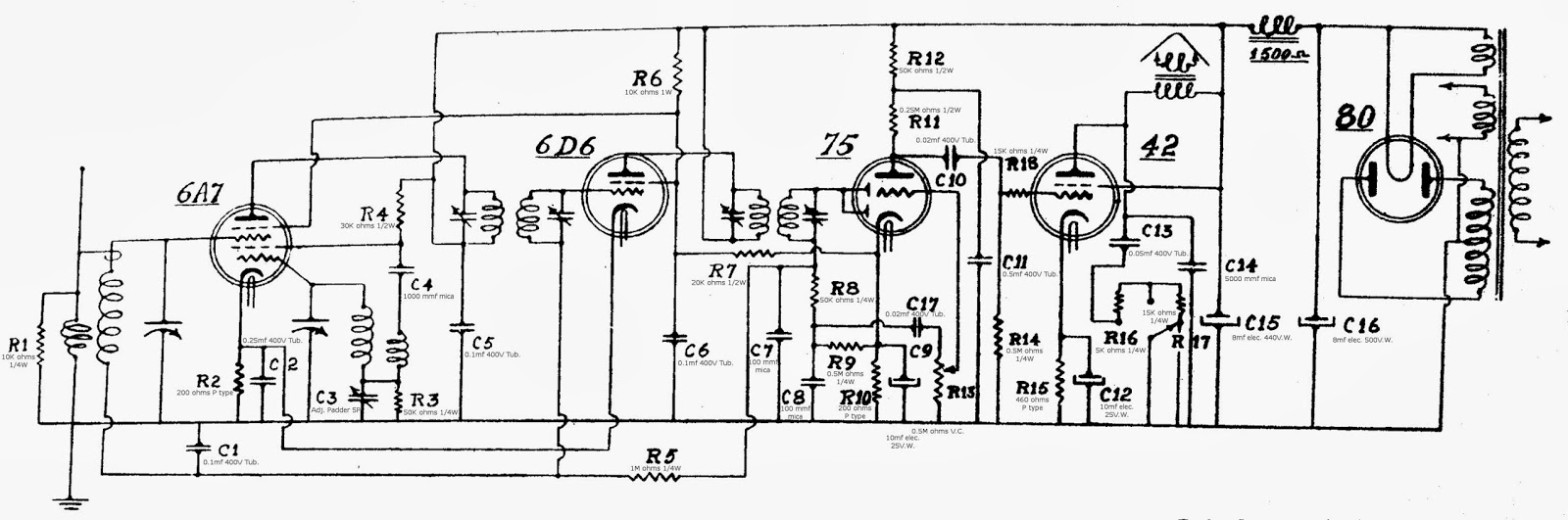 Antique Radio Forums View Topic Audio Power Transformer Questions Wiring Diagrams And Schematics With Graded Quiz Troubleshooting Heat Circuit Diagram Image
