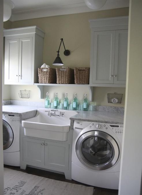 Decor&me: inspiraciÓn para montar un cuarto de lavado y plancha en ...