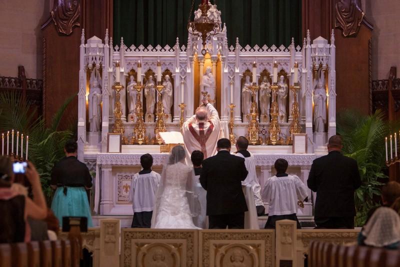 Liturgia Matrimonio Rito Romano : Catholicvs matrimonio y santa misa en el rito romano