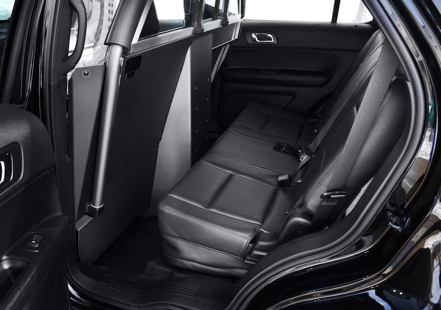 フォード パトカー ポリス・インターセプター