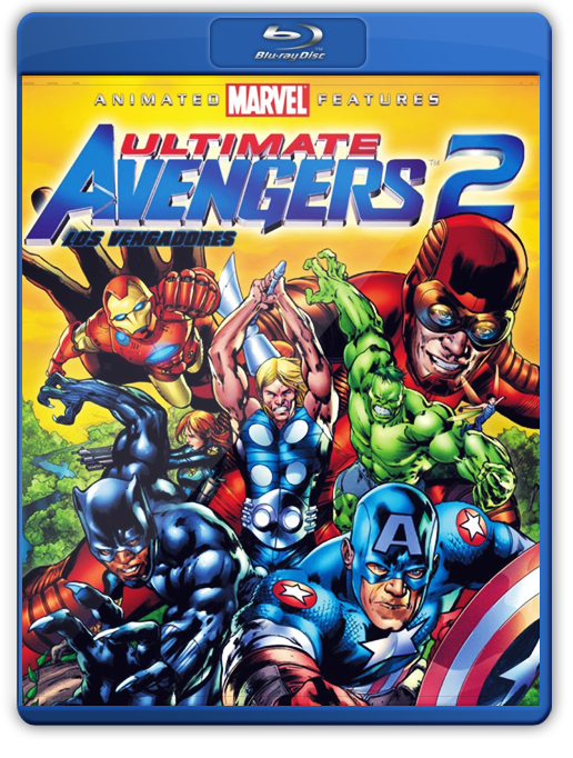Vengadores 2 (Ultimate Avengers 2 Rise of the Panther) Blurayrip Castellano 2006