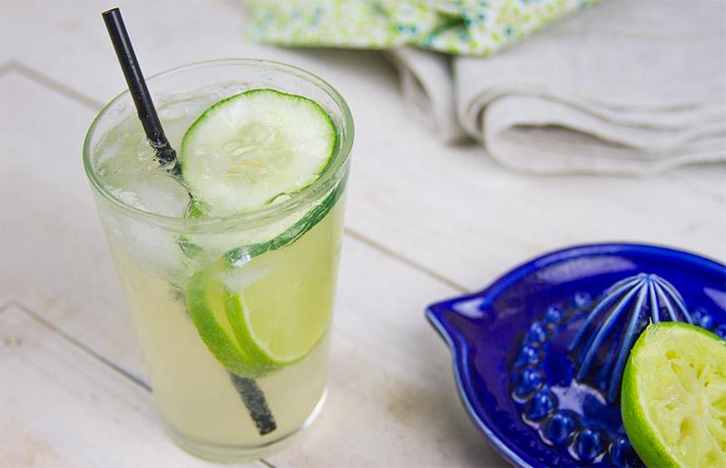 Gim tônica é bebida com cara de: vamos relaxar por hoje, né?!