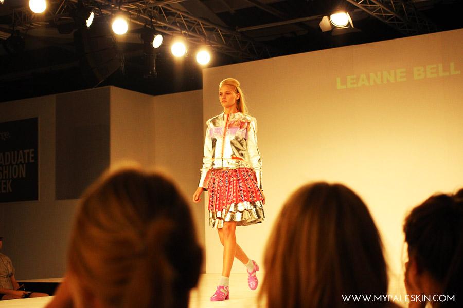 Graduate Fashion Week 2014 Bourjois Leanne Bell