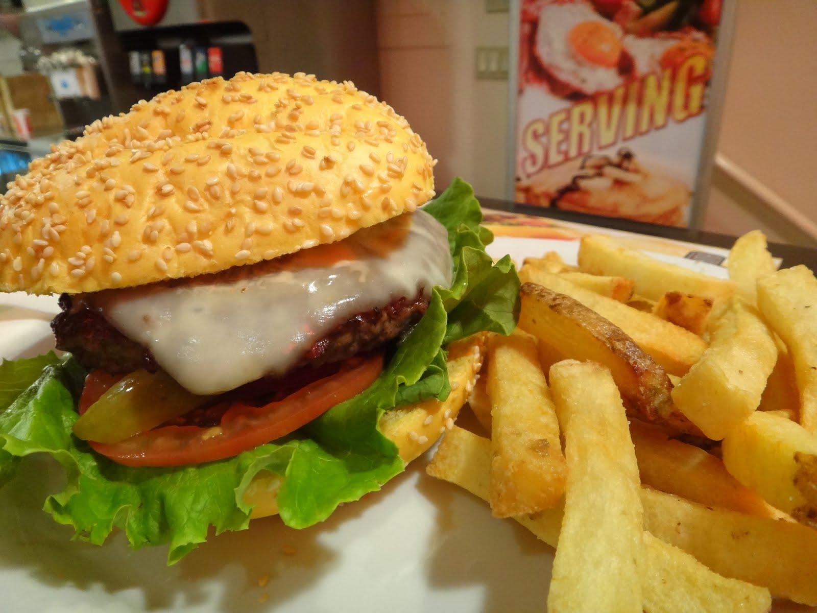 Black Jack Burger Recipe — Dishmaps