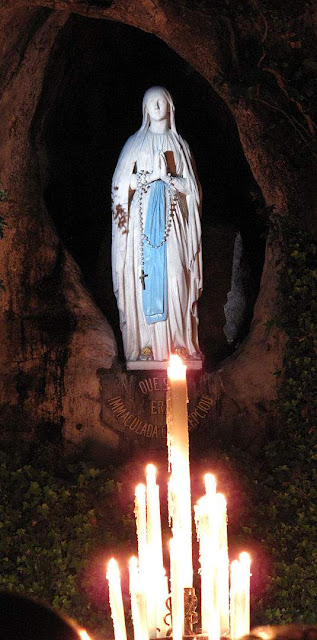 Gruta de Nossa Senhora de Lourdes