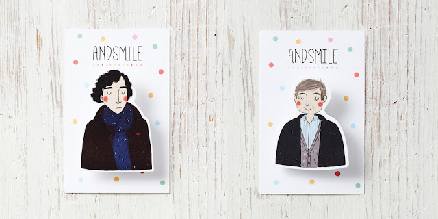 Sherlock Holmes BBC andsmile studio gift guide