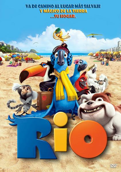 Filme Rio Dublado AVI DVDRip