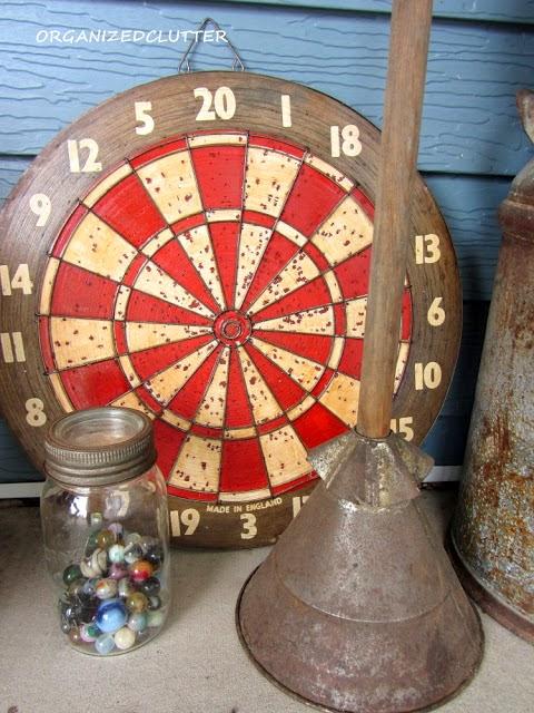 Junk Garden Games www.organizedclutterqueen.blogspot.com