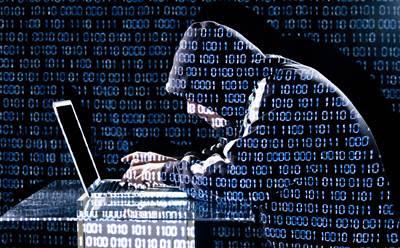 Hackers de programas de compartilhamentos P2P