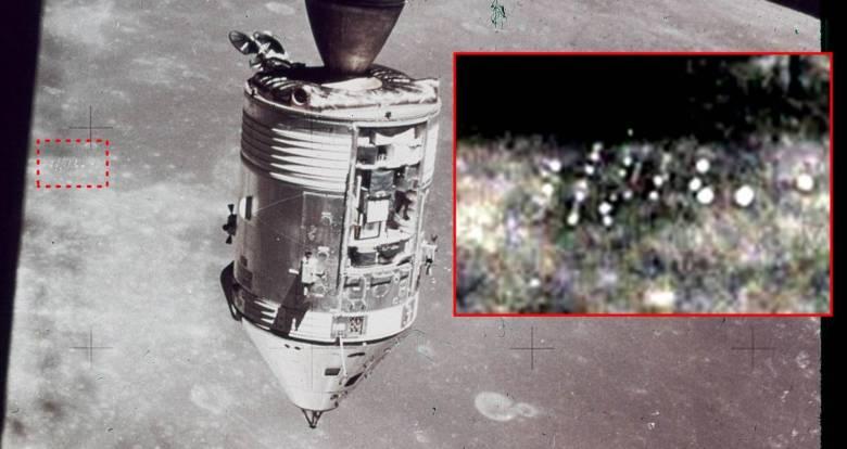 Επίσημο Βίντεο απο πρώην υπάλληλο της NASA αποκάλυψε παράξενες δομές στο φεγγάρι!!!