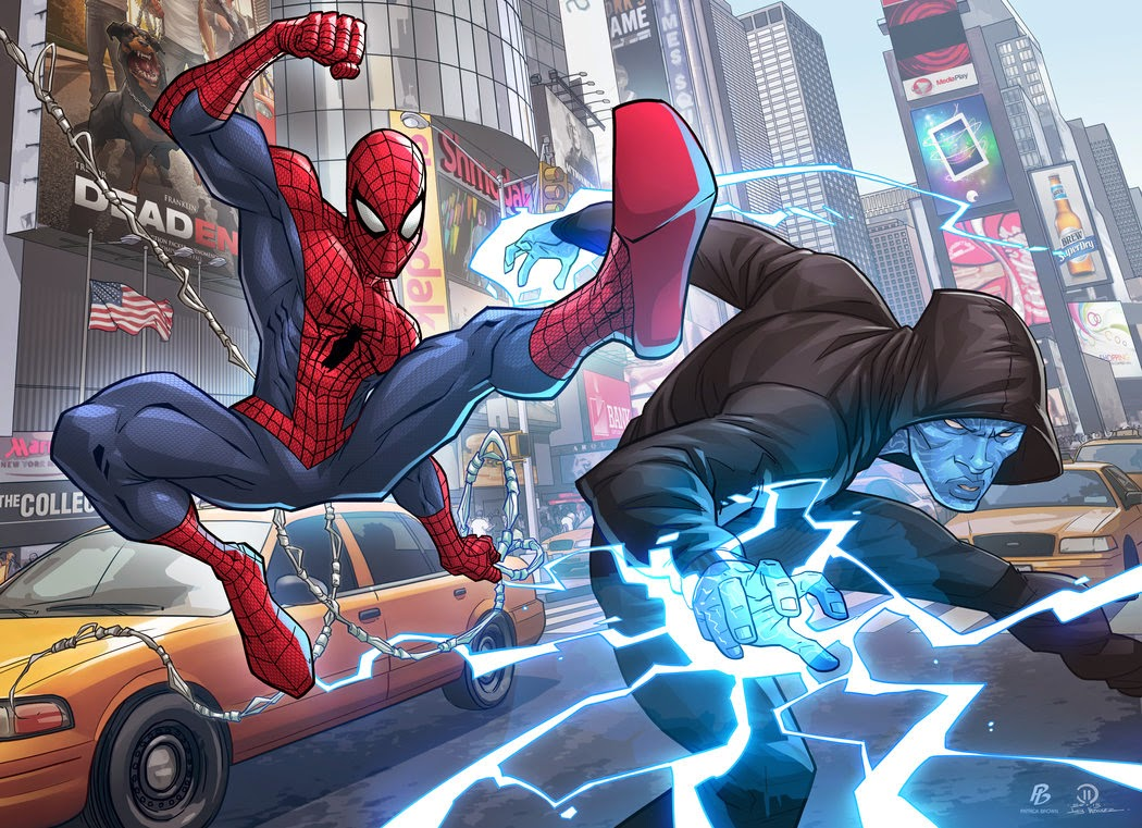 the amazing spider-man 2 series review