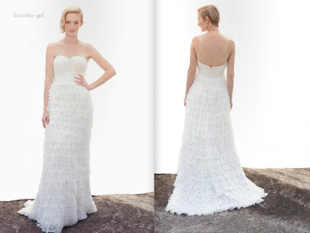 2013 Wedding Dresses From Ivy And Aster