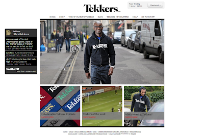 Tekkers launches new-look website