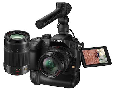 Full HD video, Panasonic GH3, digital camera, DSLR camera