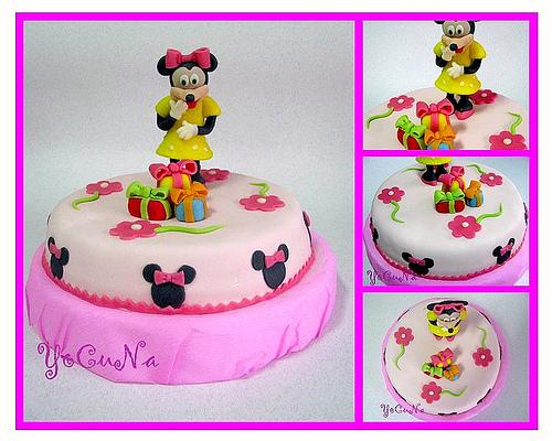 Lo que yo quiero: Diseños Para Tortas Minnie Mouse