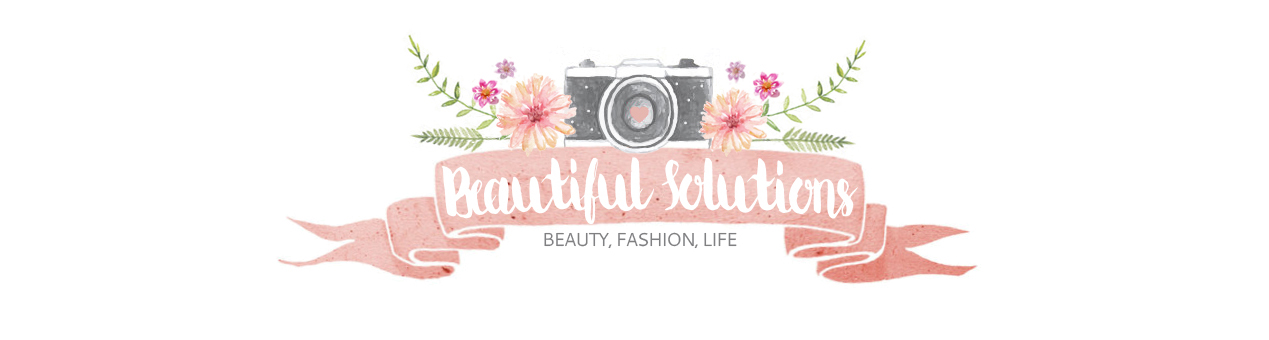 Beautiful Solutions | UK Beauty and Lifestyle Blog