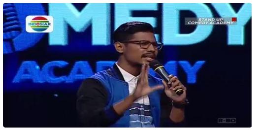 Peserta Stand Up Comedy Academy yang Gantung Mik Tgl 22 Oktober 2015 (Babak 16 Besar)
