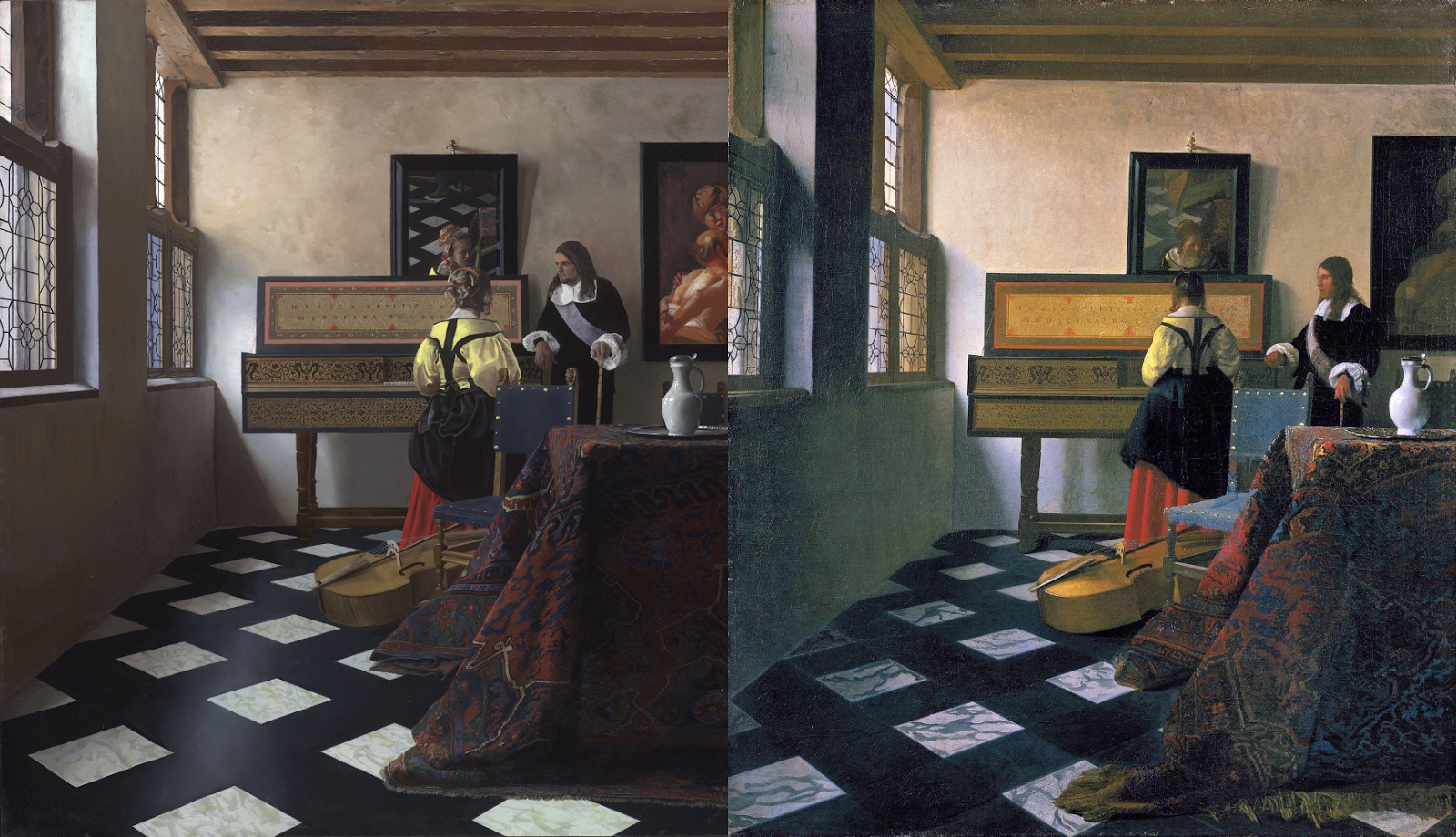 a comparison of paintings by jan vermeer and artemisia gentileschi A comparison of paintings by jan vermeer and artemisia gentileschi pages 1 words 256 view full essay more essays like this: comparison of painting, jan vermeer, artemisia gentileschi not sure what i'd do without @kibin - alfredo alvarez, student @ miami university exactly what i needed - jenna kraig, student @ ucla.