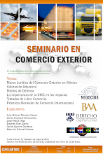 SEMINARIO EN COMERCIO EXTERIOR