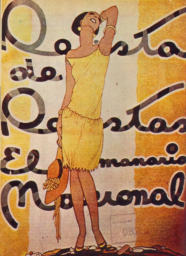 Doctor Ojiplatico. Ernesto Garcia El Chango Cabral. Revista de Revistas