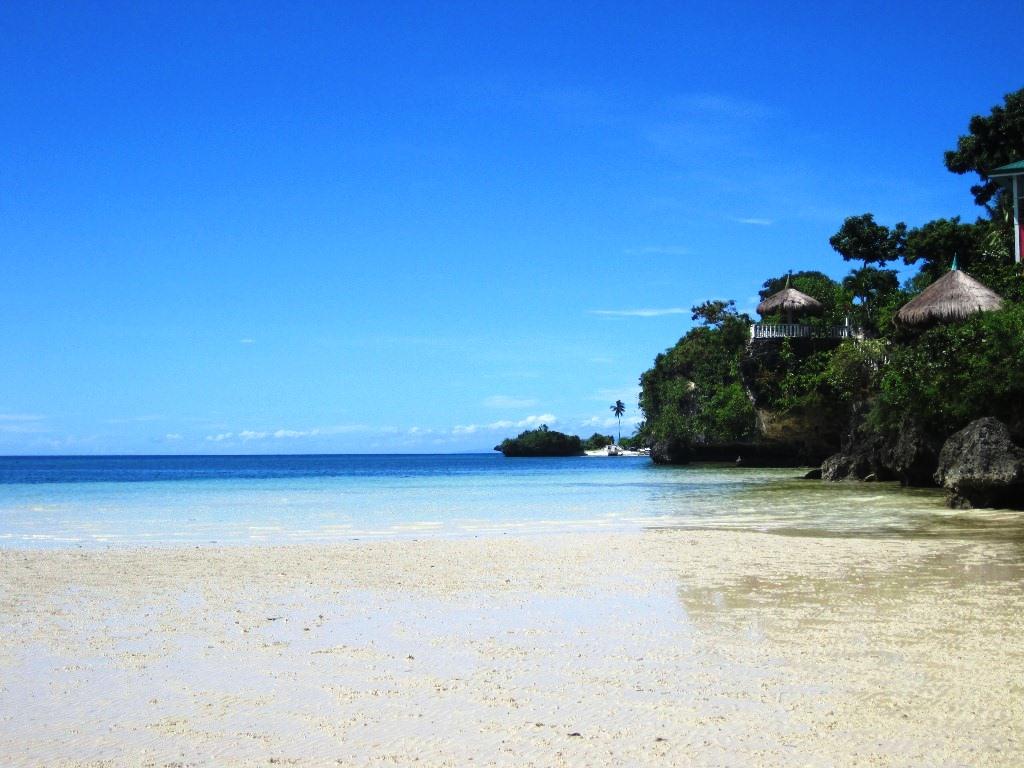 Santiago Bay Camotes Island Cebu