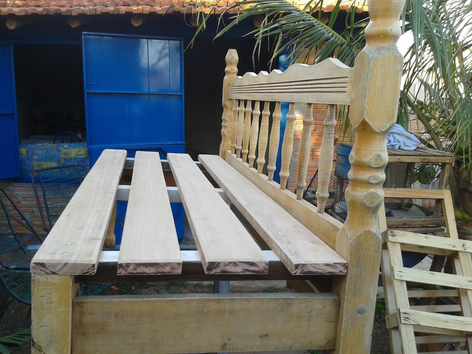 #0C3C7D Atelie Cantinho DA ARTE: CABECEIRA DE CAMA VIRA BANCO II 1600x1200 px como fazer mesa de madeira que vira banco @ bernauer.info Móveis Antigos Novos E Usados Online