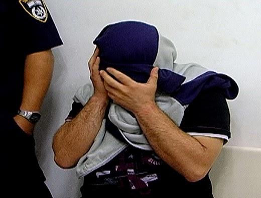 צילום: חגי דקל - החשודים בהתעללות בחוסים בבית המשפט