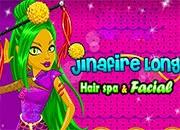 Jinafire Long Hair Spa And Facial