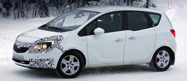 2014 opel meriva specs all about cars. Black Bedroom Furniture Sets. Home Design Ideas