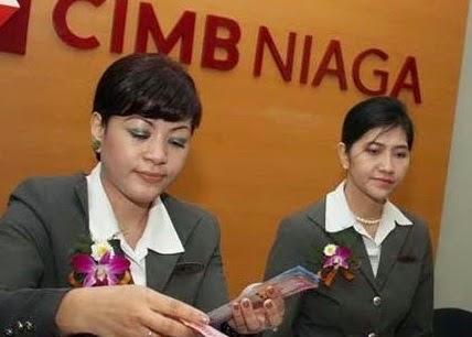 Bank CIMB Niaga, Lowongan Kerja Bank, Lowongan Kerja D3, Lowongan Kerja S1, Lowongan Teller, BUMN,