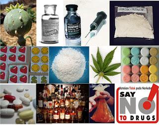 Jenis-Jenis Narkoba