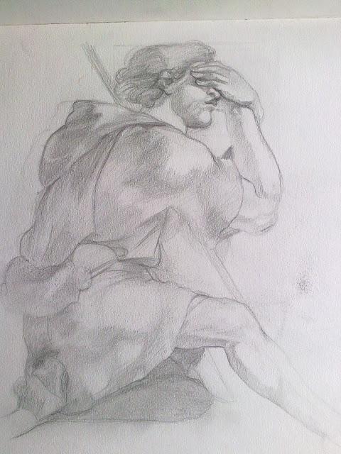 dibujo a lapiz
