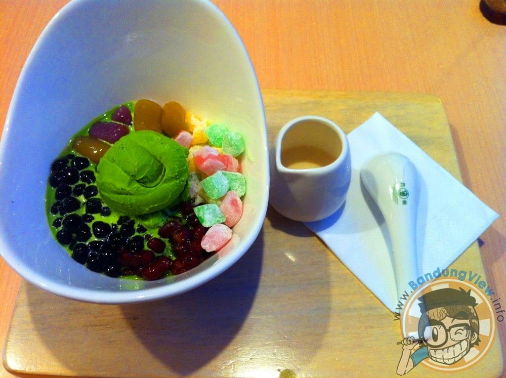 Dezato dessert corner