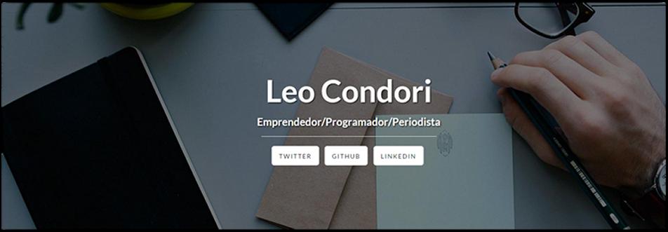 Leo Condori