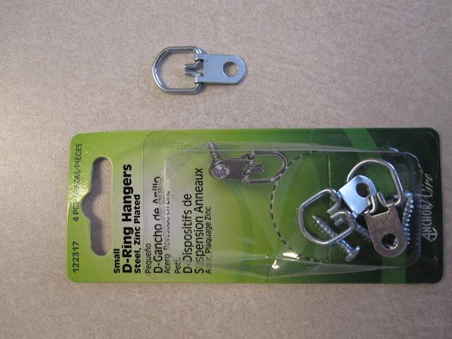 D-Ring Hangers