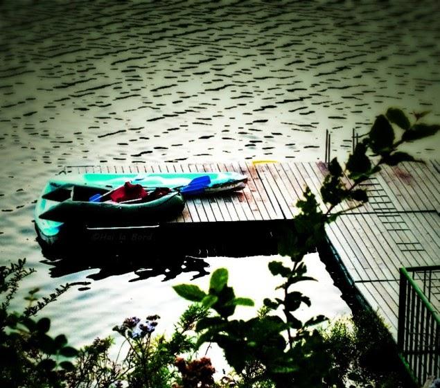 ponton lacul gozna valiug