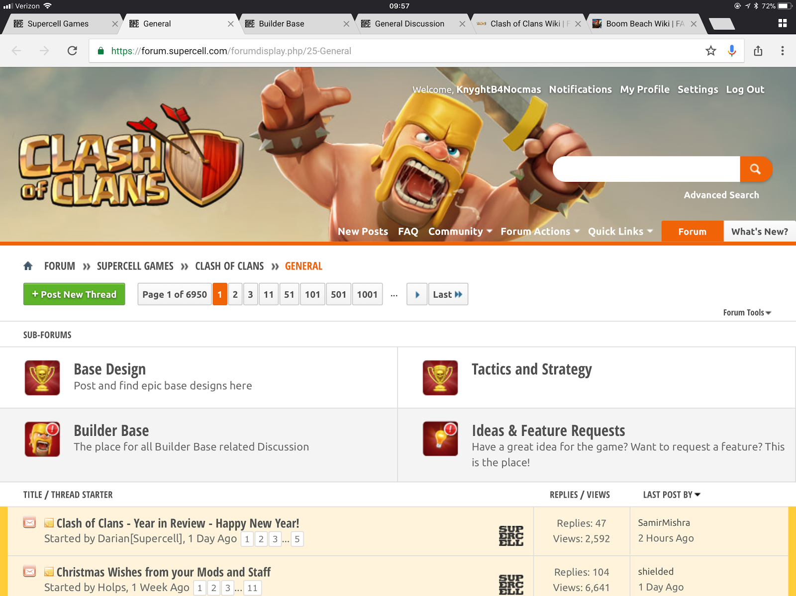 Guide Clash of Clans Information Resources