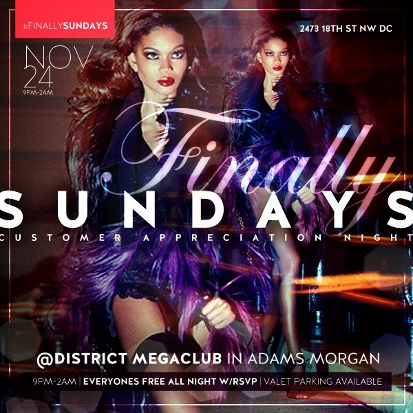 Sunday's @District (Adams Morgan)