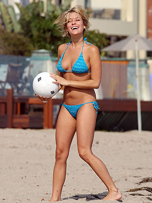 Cavallari of Bikini picks kristen