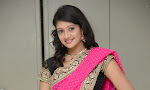 Sandeepthi Gorgeous in Designer Saree-thumbnail