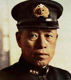 Almirante ISOROKU YAMAMOTO (04/04/1884 – 18/04/1943)