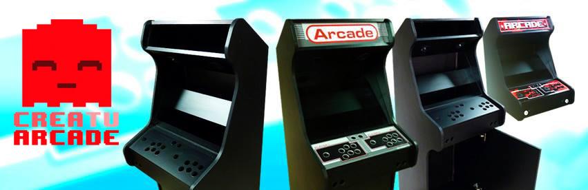 Crea tu Arcade