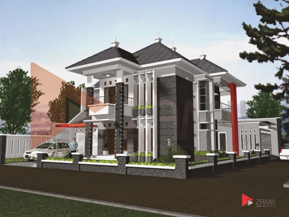 Desain Rumah Minimalis | Desain Arsitektur Rumah Minimalis