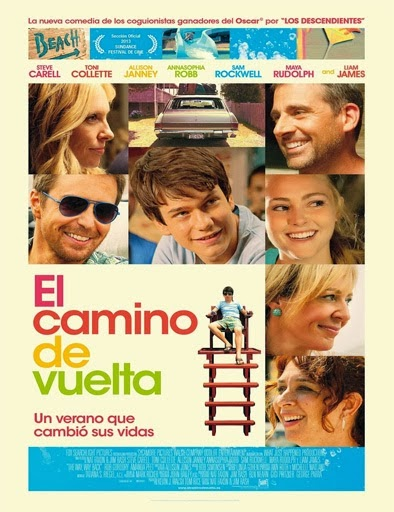 Ver The Way Way Back (El camino de vuelta) Online