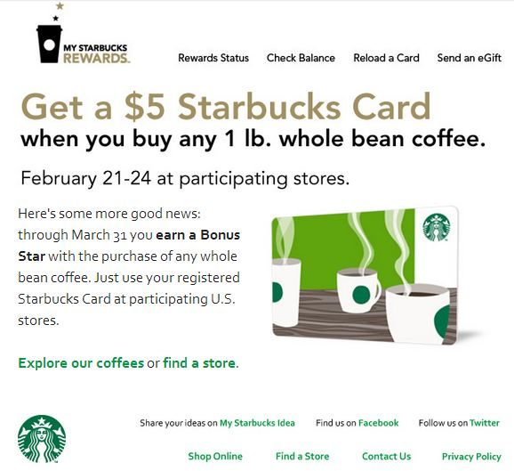 starbucks marketing information system Starbucks® india mobile app scan, pay and earn rewards it's that simple get our mobile app today.