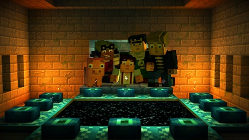 Minecraft: Story Mode - Episódio 3 - PC (Download Completo em Torrent)