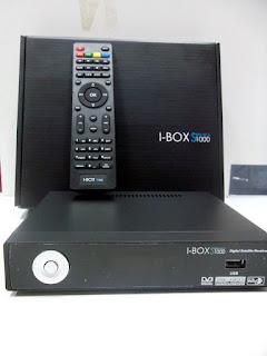 Atualização I-BOX - SKY HD S1000 do dia 30/05/13