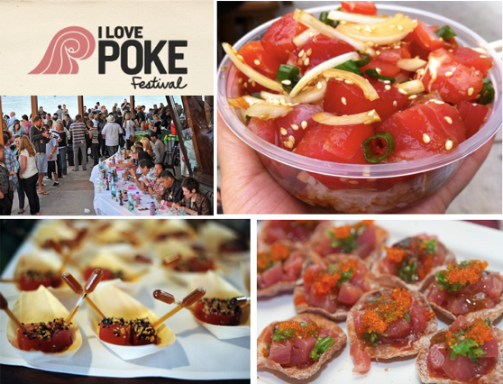 Don't Miss San Diego's I Love Poke Festival - May 23!